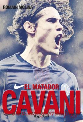 2017-11-02 - Cavani, El matador (Hugo Sport, 256 pages)