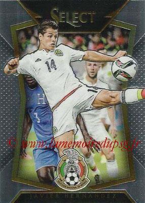 2015 - Panini Select Soccer - N° 090 - Javier HERNANDEZ (Mexique)
