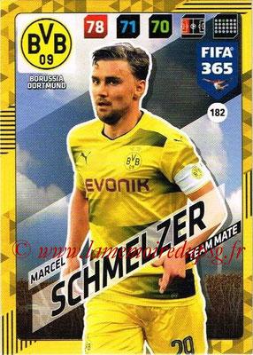 2017-18 - Panini FIFA 365 Cards - N° 182 - Marcel SCHMELZER (Borussia Dortmund)