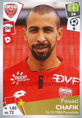 2017-18 - Panini Ligue 1 Stickers - N° 106 - Fouad CHAFIK (Dijon)