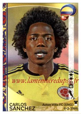 Panini Copa America Centenario USA 2016 Stickers - N° 049 - Carlos SANCHEZ (Colombie)