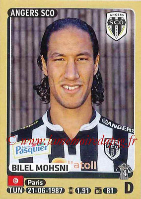 2015-16 - Panini Ligue 1 Stickers - N° 033 - Bilel MOHSNI (SCO Angers)
