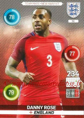 Panini England 2016 Adrenalyn XL - N° 059