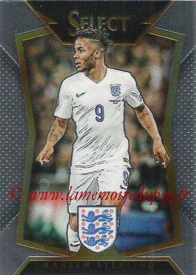 2015 - Panini Select Soccer - N° 032 - Raheem STERLING (Angleterre)