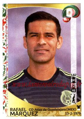 Panini Copa America Centenario USA 2016 Stickers - N° 211 - Rafael MARQUEZ (Mexique)