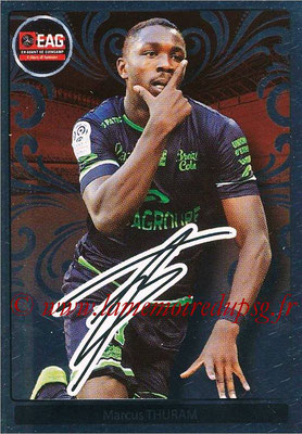 2017-18 - Panini Ligue 1 Stickers - N° 155 - Marcus THURAM (Guingamp) (Top Recrue)
