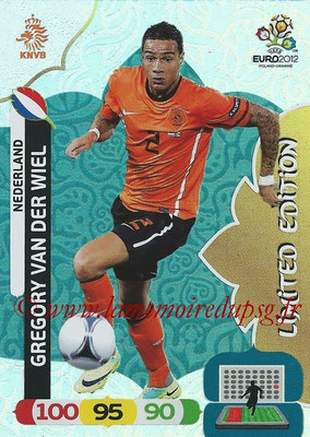 N° LE31 - Gregory VAN DER WIEL (2012, Pays-Bas > Sept 2012- ??, PSG) (Limited Edition)