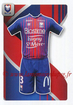 2018-19 - Panini Ligue 1 Stickers - N° 099 - Maillot Caen