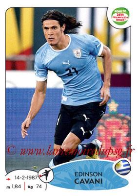 N° 086 - Edinson CAVANI (2013-??, PSG > 2014, Uruguay)