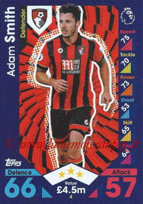 2016-17 - Topps Match Attax Premier League - N° 004