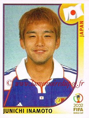2002 - Panini FIFA World Cup Stickers - N° 542 - Junichi INAMOTO (Japon)