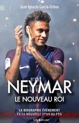 2017-11-15 - Neymar, le nouveau roi (City, 208 pages)