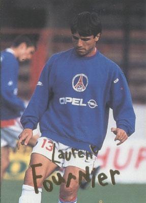 N° 053 - Laurent FOURNIER (Recto)