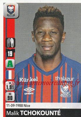 2018-19 - Panini Ligue 1 Stickers - N° 096 - Malik TCHOKOUNTE (Caen)