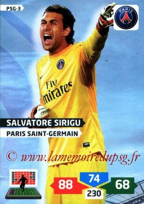 N° PSG-03 - Salvatore SIRIGU