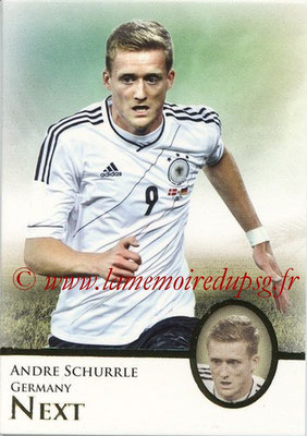 2013 - Futera World Football Unique - N° 097 - Andre SCHURRLE (Allemagne) (Next)