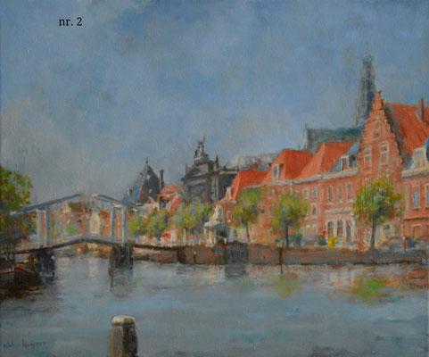 nr. 2 Haarlem, het Spaarne