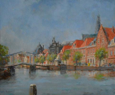 Haarlem, Het Spaarne