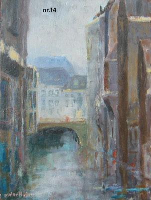nr. 14 Voorstraathaven naar Scheffersplein
