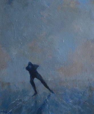 Eenzame schaatser 1.