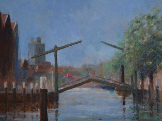 Damiatebrug te Dordrecht