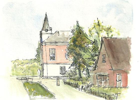 Voormalig gemeentehuis van Dubbeldam