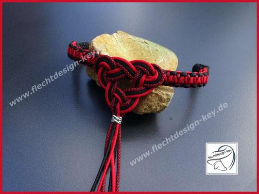 Stirnriemen mit keltischem Knoten