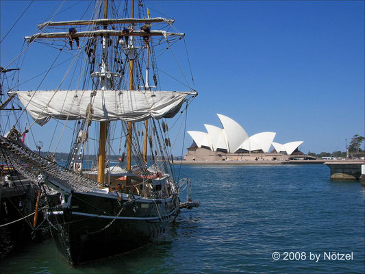 Hafen von Sydney