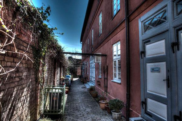 Altsstadt Stralsund (HDRI, tonemapping)