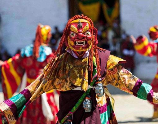Galerie - Nepal und Bhutan