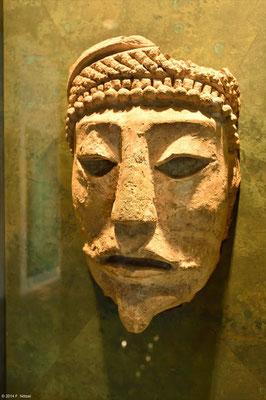 Maske (anthropologisches Museum von Mexiko-Stadt)