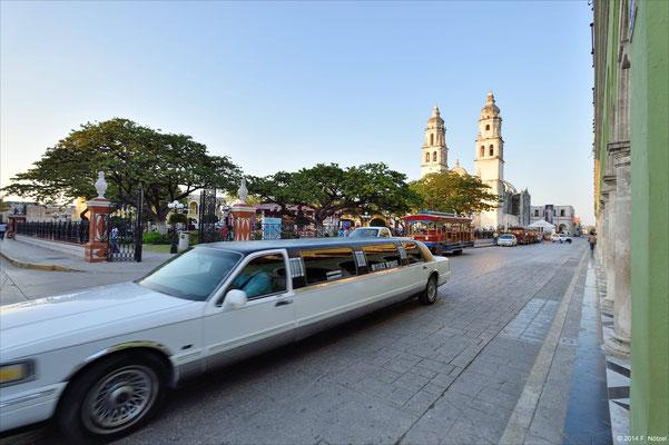 Kirche von Campeche