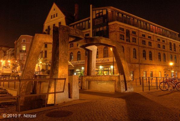 Likörfabrik, Altstadt Rostock (HDRI, tonemapping)