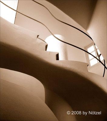 Detailaufnahme Architektur, Barcelona