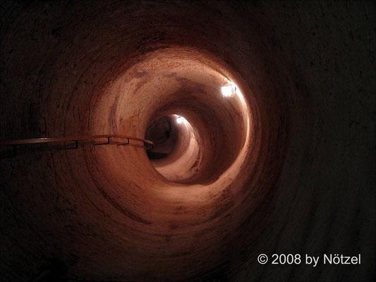 Opalstadt Coober Pedy, Tunnelsystem