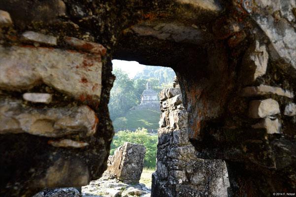 archäologische Stätte von Palenque