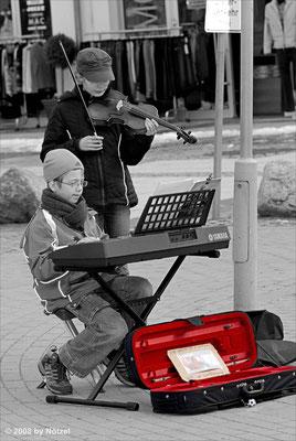 eine kleine Stadtmusik