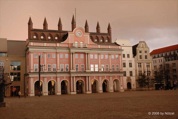 Rostocker Rathaus