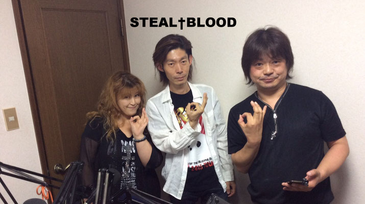 STEAL†BLOOD