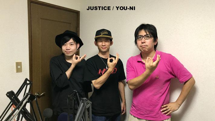 JUSTICE/YOU-NI