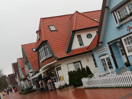 Fussgängerzone Boltenhagen