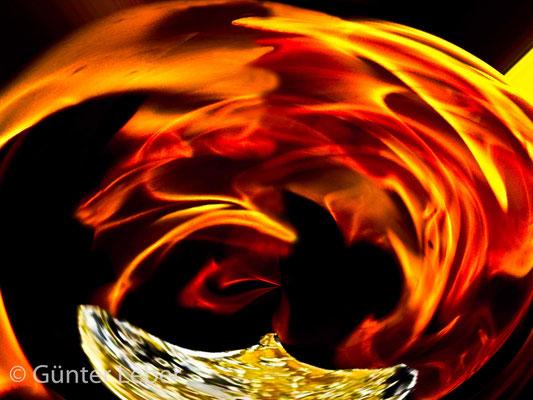 Feuer, 60x80
