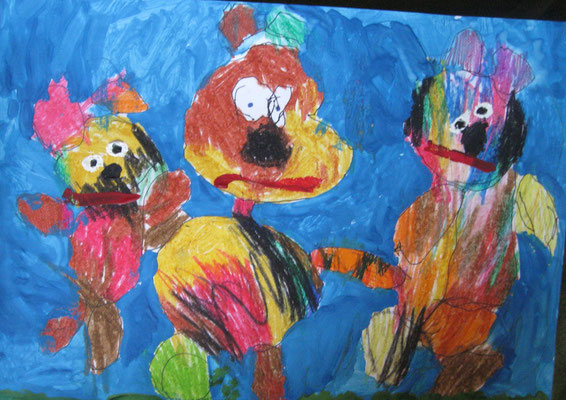 Сергеева Алиса, 3 года.