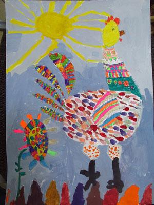 Сергеева Алиса, 4,5 года