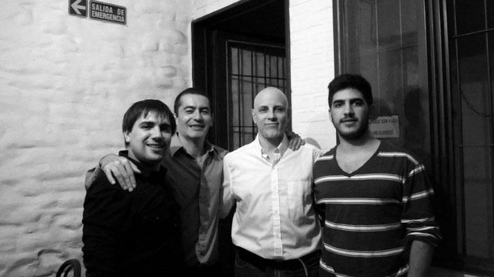 """En La Candela, Córdoba. Ciclo de conciertos """"Todo cabe en tu madero"""""""
