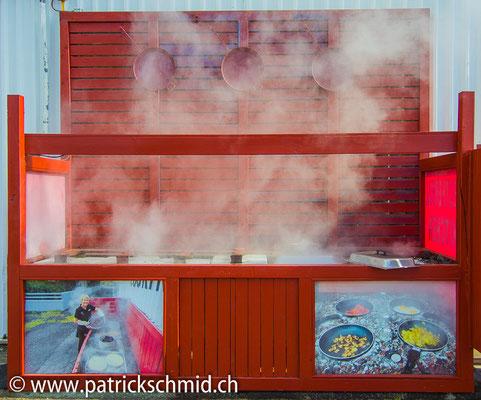 Geothermische Küche