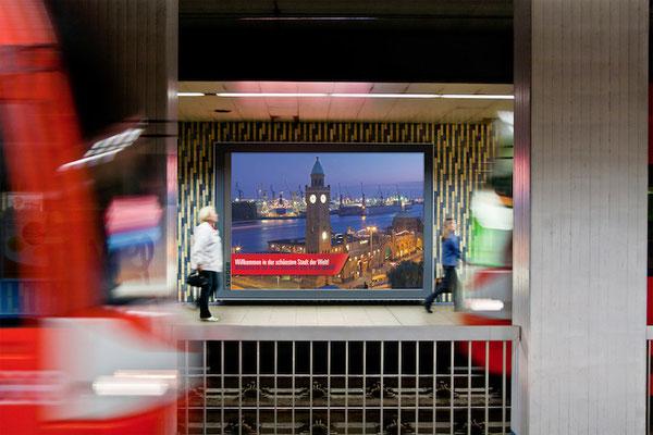 Hamburg Marketing Imagekampagne