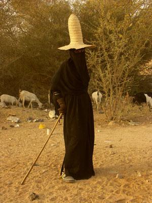 Ziegenhirtin (Jemen)