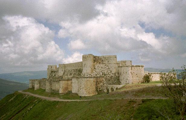 Krak des Chevaliers (Syrien)
