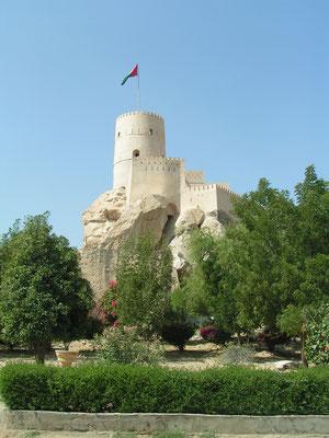 Festung Qalaat al-Qesra (Oman)